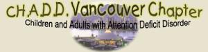 CHADD Vancouver Logo