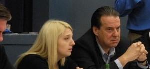 NPA Vancouver politicians on Vancouver park board Melissa De Genova & John Coupar