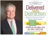 Dr Ed Hallowell and ADHD books