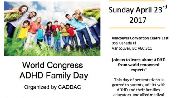ADHD Family Day 2017