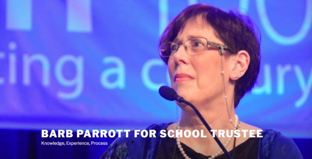 Barb Parrot
