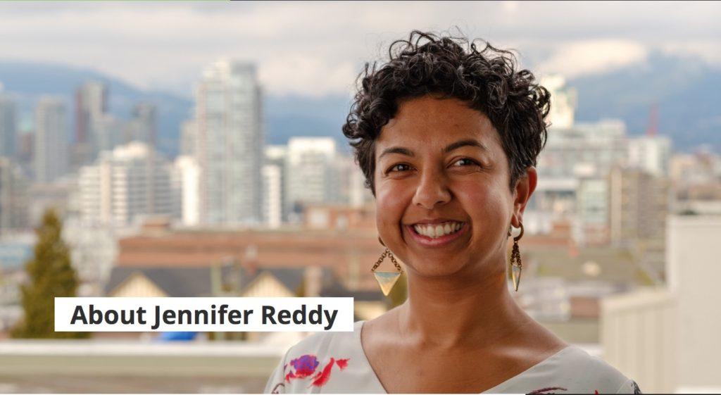 Jennifer Reddy