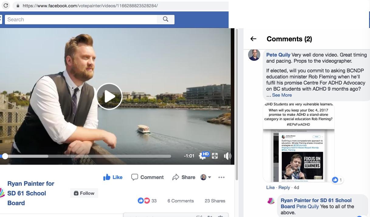 Ryan Painter supports #IEPsForADHD https-::www.facebook.com:votepainter:videos:1166288823528284: 1